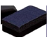 Càle à Poncer Double Fàce Velcro 70x125Mm