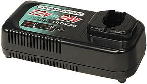 Chargeur  HITACHI 2,5Ah - Ni-Cd + Ni-MH - Tension de sortie 7,2V à 24V